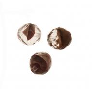Mezzo cristallo colore Marrone sfumato in crystal