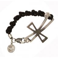 Kit Bracciale negozio - n° 102 - BR - Con elemento a forma di croce
