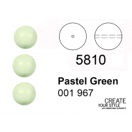 Swarovski Perla PASTEL GREEN - 5810