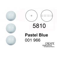 Swarovski Perla PASTEL BLUE - 5810
