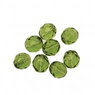 Mezzo cristallo colore Verde oliva chiaro